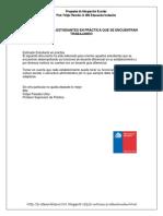 Instrucciones Programa Integración