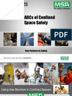 Abcs of Confined Space Safety