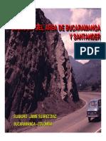 HIDROLOGIA Y ESTABILIDAD DE TALUDES SDER - Geologia de Santander