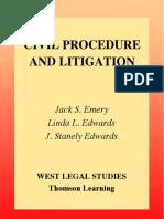 Civil Procedure