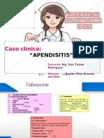 Caso Clinico Apendisitis