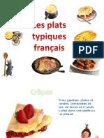 Les Plats Typiques Francais