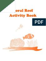 Coral Reef Activity Book