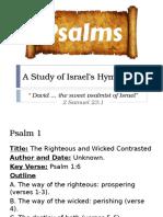 Psalm Part 1