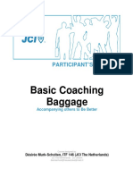 Basic Coaching Baggage - Manual-EnG