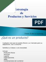 Clase 8 Estrategia de Producto - Alumnos