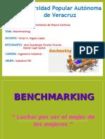 Exposicion de Benchamarking