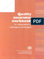 Peter J. Lloyd-Quality Assurance Workbook for Radiographers and Radiological Technologists (2001)
