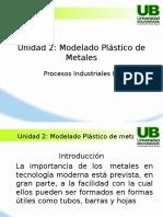 Unidad 2 Procesos Industriales 2