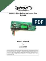 LSA08 Manual