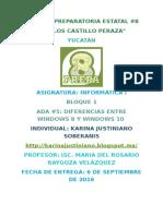 ADA 5 (INFO1)