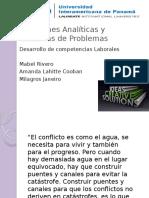 Solucion Analiticas y Creativa de Problemas 1 Actualizado