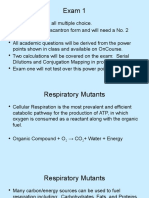 Respiratory Mutants