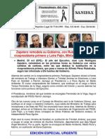 Edición Especial Urgente Sanifax 20-10-10
