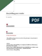 Storytelling Para Vender