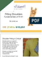 Fitting Shoulders April