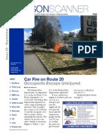 MonsonScanner Newsletter #3