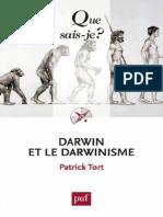 Darwin Et Le Darwinisme - Patrick Tort
