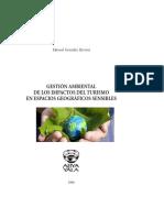 Gestión Ambiental de Los Impactos Del Turismo