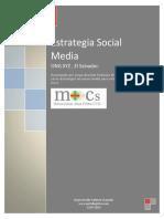 Estrategia Social Media Para Ong Xyz