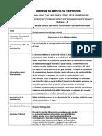 Moringa Oleifera; Importancia, Funcionalidad y Estudios Involucrados analisis