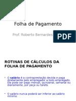 GPII - Folha de Pagamento
