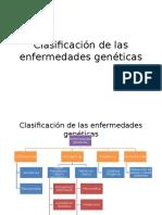 Clasificación de Las Enf y Árbol Genealógico (1)