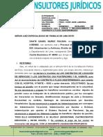 Demanda Invalidez de Contrato Dante 1