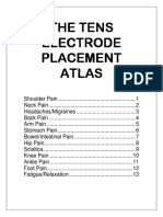 The TENS Electrode Placement Atlas