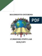 Regimento Interno CPDCE-UFV - 20-05-2015