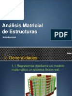 Introduccion Al Analisis Matricial