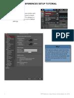 DP9 Preferences Setup Tutorial