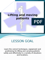 Lifts and Carries Powerpoint