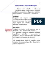 Generalidades Sobre Esplancnologia