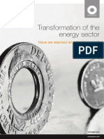 Transformation of the Energy Sector Nov 2015