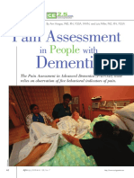 Try This Pain Assessment Scale for People With Dementia