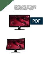 Monitor LG w53