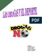 Las Drogas y El Deporte
