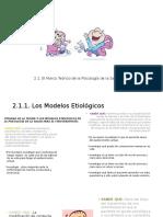 TEMA 2 Modelos Teoricos Salud-Enfermedad