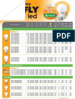 Firefly LED Price List March 2016
