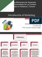 Introducción al Marketing / Marketing Turístico