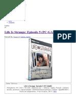 Life is Strange_ Episode 5 (PC-GAME) - IntercambiosVirtuales