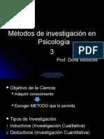 3 F Metodos de Investigacion