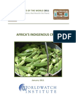 NtP Africa's Indigenous Crops