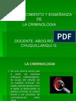 La Criminologiaupla 1