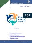 EnlaceLaboral AreaConocimiento Marzo 2014 032014