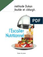 DP Nouvelle Methode Dukan Escalier Nutritionnel Mars2014