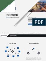 Nest Cargo Sample Business Plan