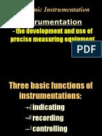 Instrumentation 1