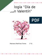 Antología San Valentín
